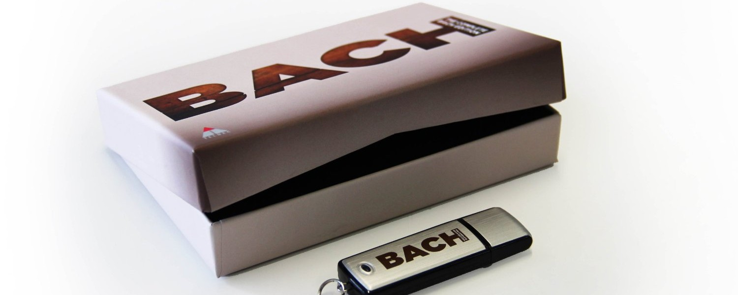 Complete Bach Edition Box